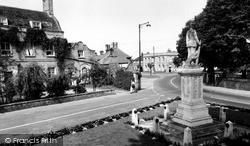 Mildenhall, Kings Street c.1955