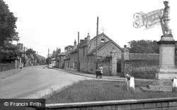 Mildenhall, Kingsway c.1955