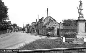 Mildenhall, Kingsway c1955