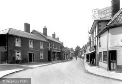 Mildenhall, Mill Street 1925