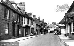 Mildenhall, Mill Street c.1955