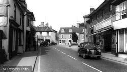 Mildenhall, Mill Street c.1965