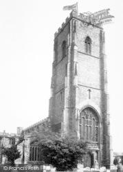 Mildenhall, St Mary's Church c.1955