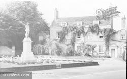 Mildenhall, The Memorial c.1965
