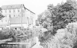 Mildenhall, The Mill c.1965