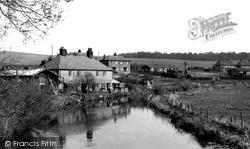 Mildenhall, The River Kennet 1952
