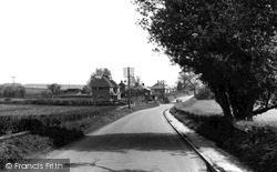 Mildenhall, The Village 1952