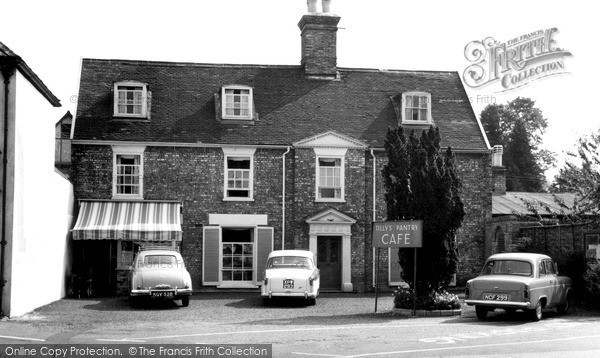 Photo of Mildenhall, Tilly's Pantry Cafe c.1965
