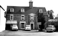 Mildenhall, Tilly's Pantry Cafe c1965