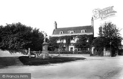Mildenhall, War Memorial 1925