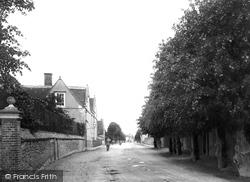 Mildenhall, West Street 1925