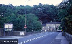 Bridge Over The River Derwent 1998, Milford