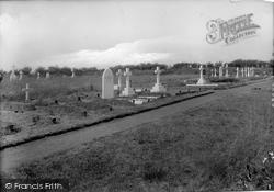 Milford, Cemetery 1918