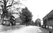 Milford, Church Road 1906