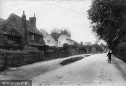 Milford, Church Road 1906