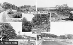 Milford, Composite c.1955