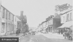 Milford Haven, Charles Street c.1955