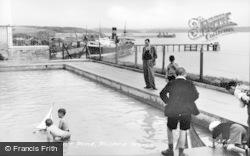 Milford Haven, Children's Pond 1948