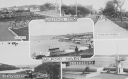 Milford Haven, Composite c.1955