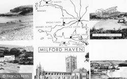 Milford Haven, Composite c.1960