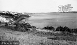 Milford Haven, Conduit Beach c.1960