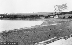 Milford Haven, Gellyswick Beach c.1960