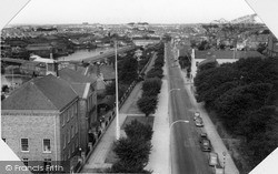Milford Haven, General View c.1960