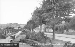 Milford Haven, Hamilton Gardens c.1950