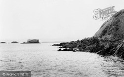 Milford Haven, Stack Rock Fort c.1960