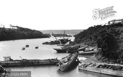 Milford Haven, The Pill From Blackbridge 1951