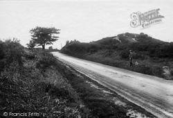 Milford, Heath, Rodborough Hill 1907