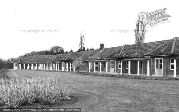 Photo of Milford, Milford Chest Hospital c1965