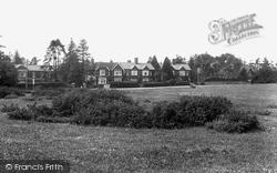 Milford, Milford Heath 1924
