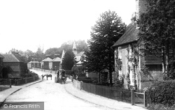 Milford, New Road 1908