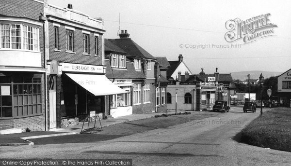 Photo of Milford on Sea, c1960