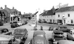 High Street c.1965, Milford On Sea
