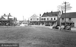 The Green c.1955, Milford On Sea