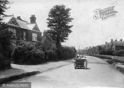 Milford, Portsmouth Road 1908
