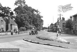 Milford, Portsmouth Road c.1955