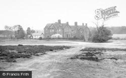 Milford, Sister Dora's Convalescent Hospital c.1955