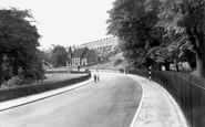 Milford, the Bridge c1955