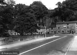 Milford, The Bridge c.1955