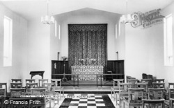Milford, The Chapel, Milford Chest Hospital c.1965