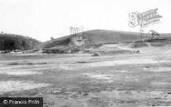 Milford, The Hills c.1955