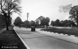 Milford, The Roundabout 1935