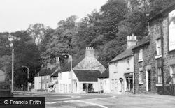 Milford, The Village c.1960