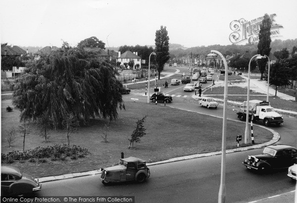 Photo of Mill Hill, Apex Corner 1960