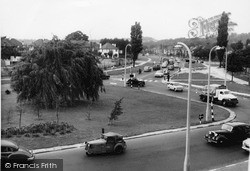 Mill Hill, Apex Corner 1960