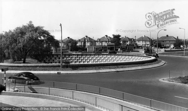 Photo of Mill Hill, Apex Corner 1961