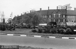 Mill Hill, Apex Corner c.1955